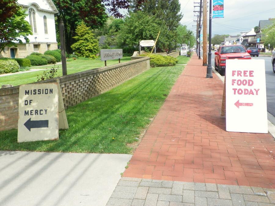 food signs 5-2012