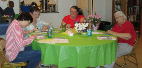 Women's Retreat - May 2, 2015