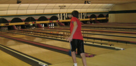 Confirmand and Mentor Bowling