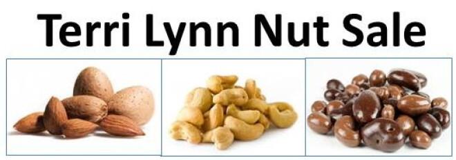 Terri Lynn Nut Orders