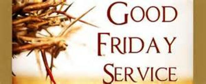 Good Friday 2019 - Community Services at Wards Chapel UMC